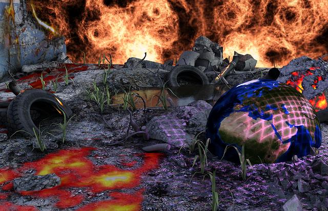 planeta v zániku