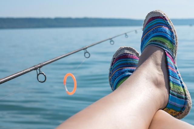 rybářský úlovek