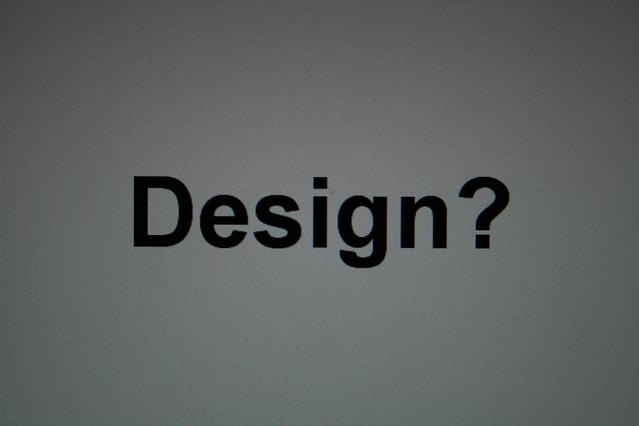 nápis design